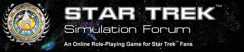 Star Trek Simulation Forum